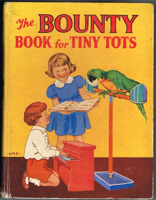 Image for The Bounty Book for Tiny Tots