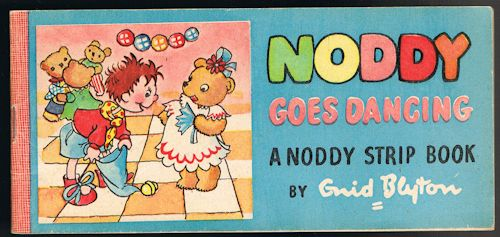 Image for Noddy Goes Dancing