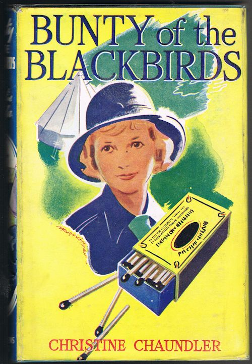 Image for Bunty of the Blackbirds