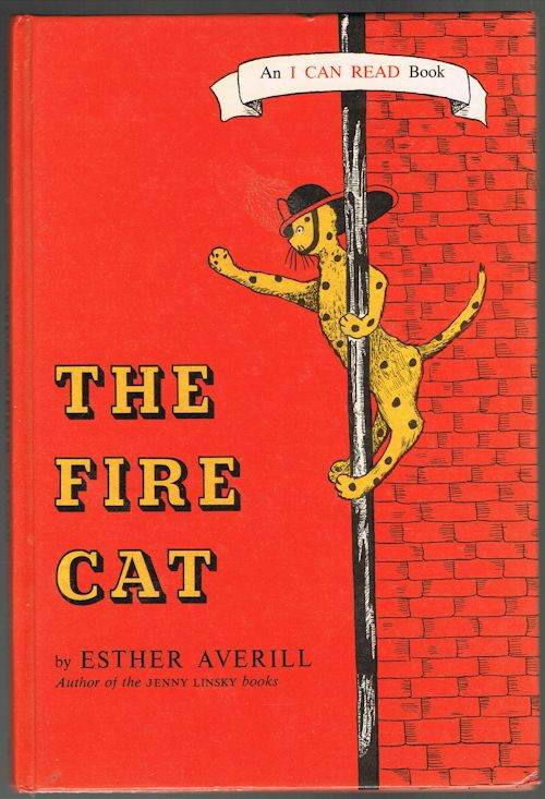 Image for The Fire Cat (An I Can Read Book)