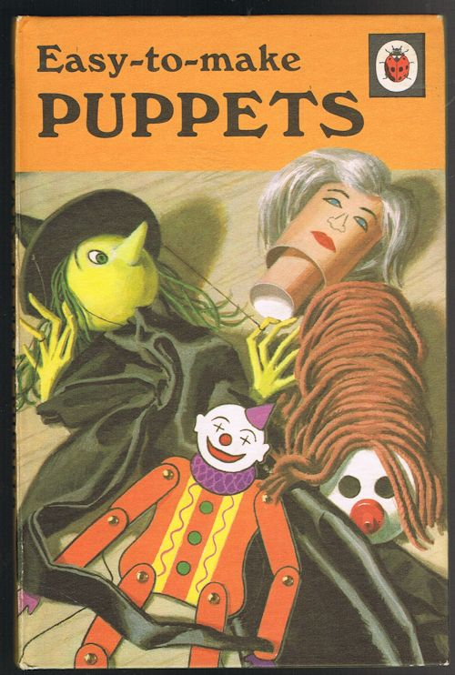 Image for Easy-to-Make Puppets (Ladybird Series 633)