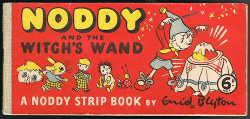Image for Noddy and the Witch's Wand