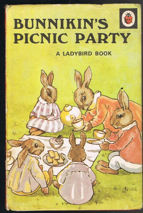 Image for Bunnikin's Picnic Party