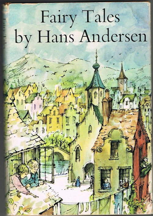 Image for Fairy Tales By Hans Andersen