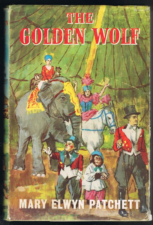 Image for The Golden Wolf