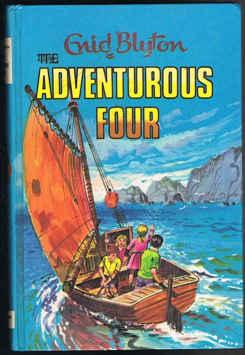 Image for The Adventurous Four