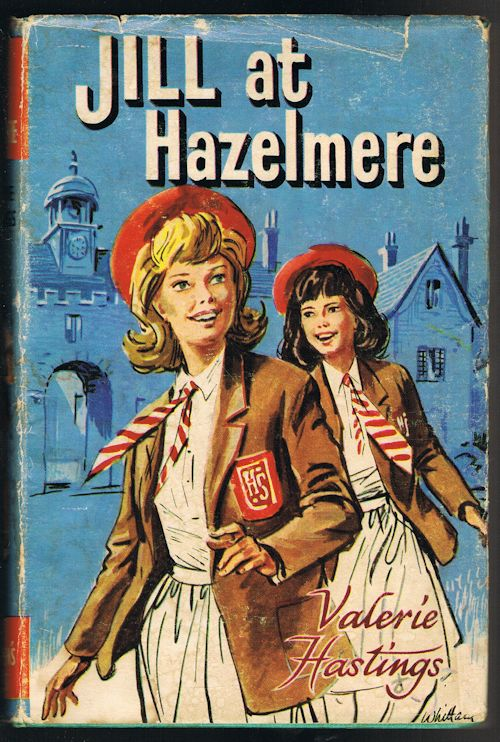 Image for Jill at Hazelmere: A Story of the Fourth Form at Hazelmere
