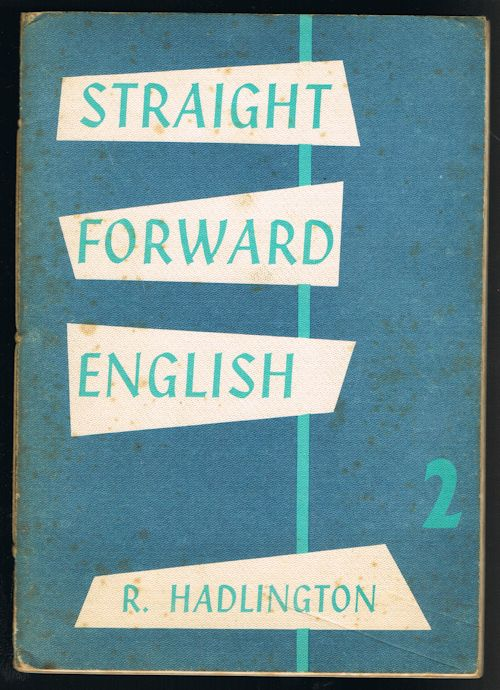 Image for Straight Forward English: Book 2
