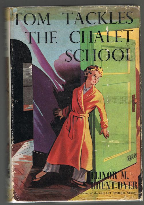 Image for Tom Tackles the Chalet School