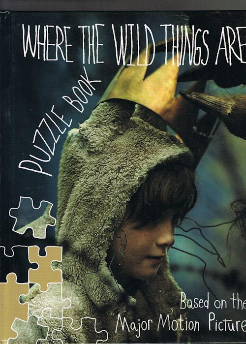 Image for Where the Wild Things Are Puzzle Book