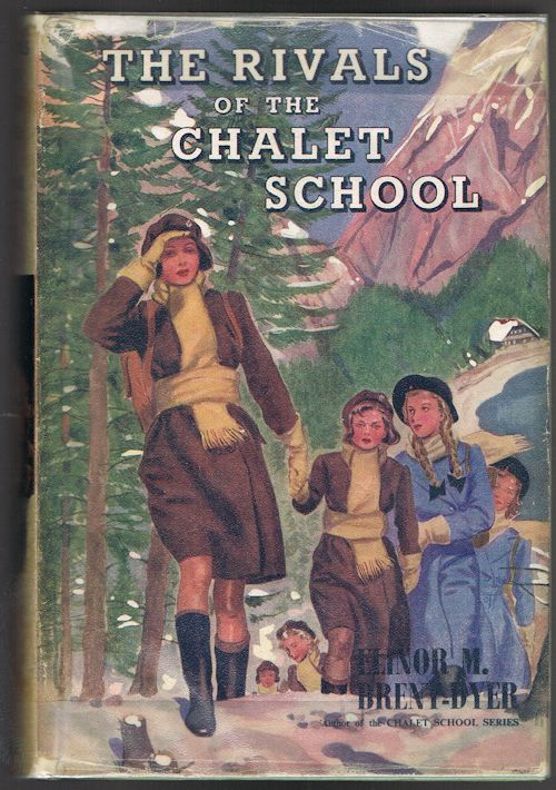 Image for The Rivals of the Chalet School
