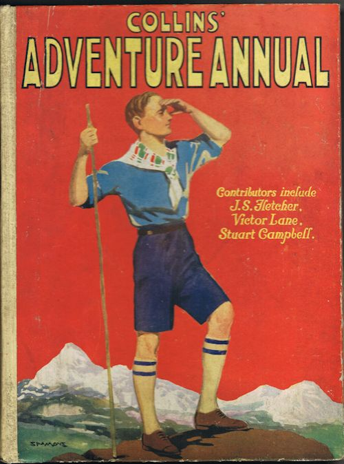 Image for Collins' Adventure Annual