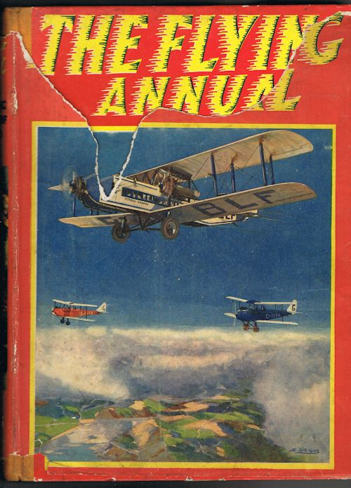 Image for The Flying Annual: Thrilling Stories of the Air