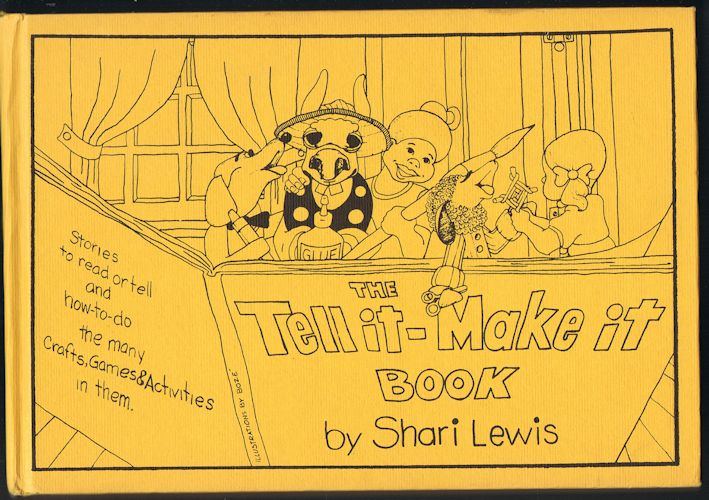 Image for The Tell It - Make It Book