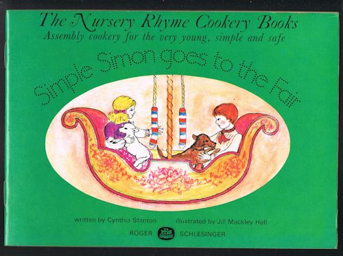 Image for Simple Simon Goes to the Fair (The Nursery Rhyme Cookery Books)