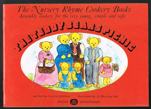 Image for The Teddy Bears Picnic (The Nursery Rhyme Cookery Books)