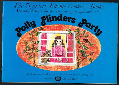Image for Polly Flinders Party (The Nursery Rhyme Cookery Books)