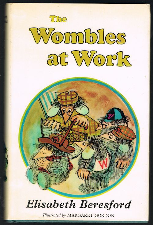 Image for The Wombles at Work