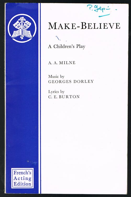 Image for Make-Believe: A Children's Play