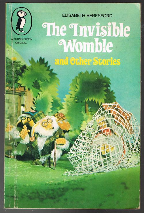 Image for The Invisible Womble and Other Stories