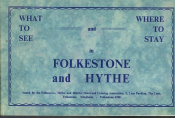 Image for What to See and Where to Stay in Folkestone and Hythe