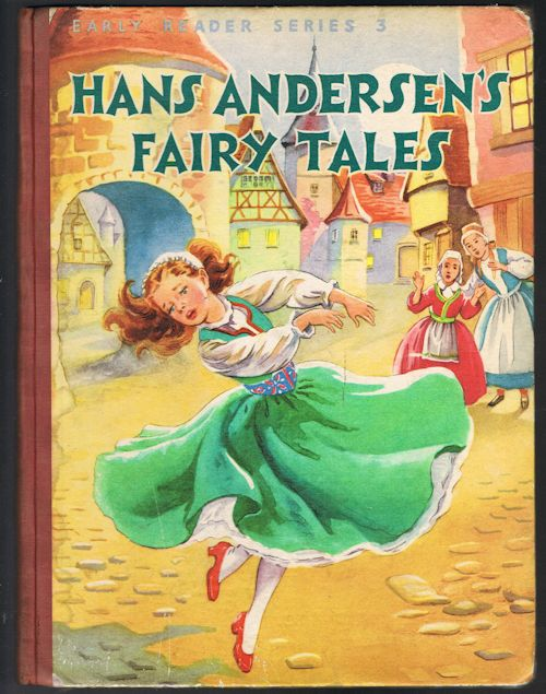 Image for Hans Andersen's Fairy Tales (Early Reader Series No.3)