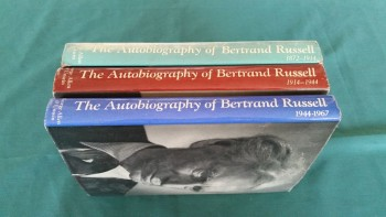 Image for The Autobiography of Bertrand Russell (3 Vols)