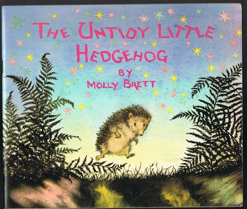 Image for The Untidy Little Hedgehog