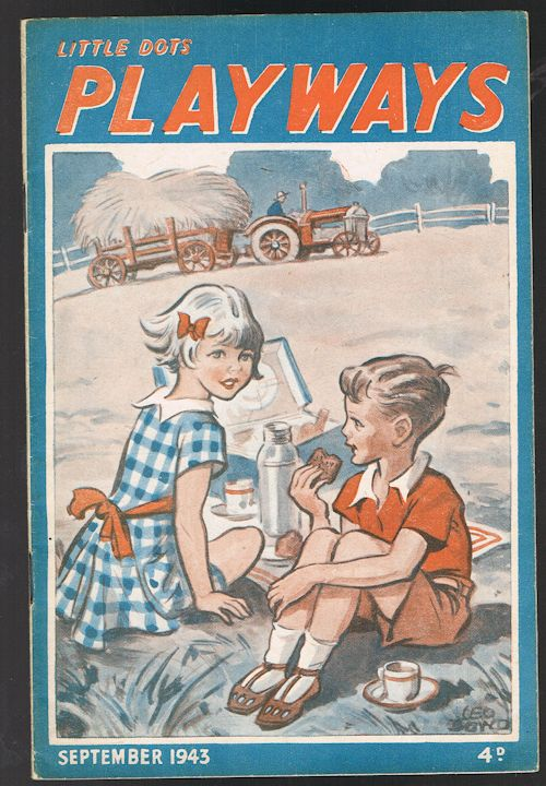 Image for Little Dots Playways September 1943