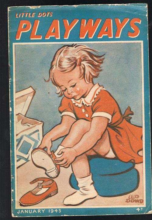 Image for Little Dots Playways January 1943