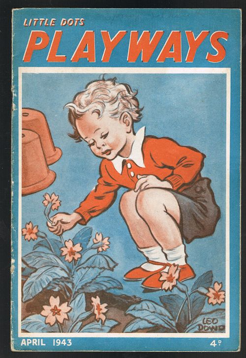 Image for Little Dots Playways April 1943