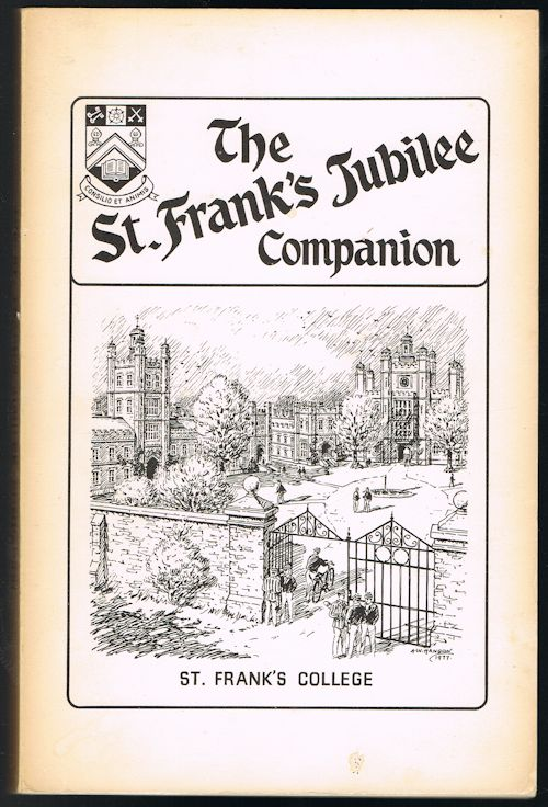 Image for The St. Frank's Jubilee Companion