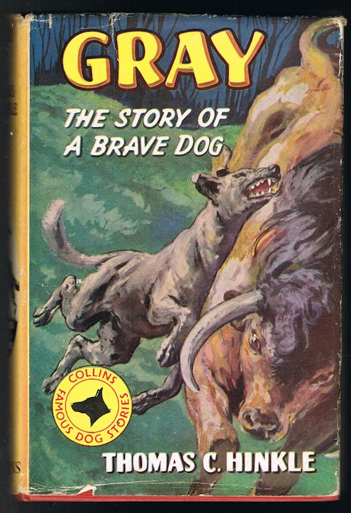 Image for Gray: The Story of a Brave Dog