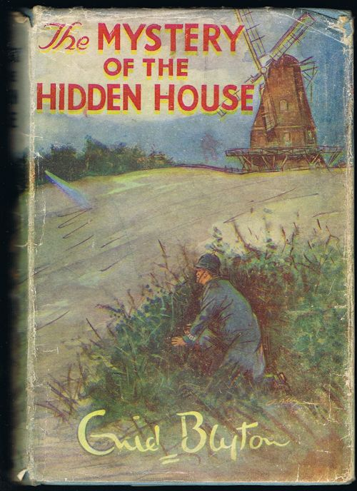 Image for The Mystery of the Hidden House: Being the Sixth Adventure of the Five Find-Outers and Dog