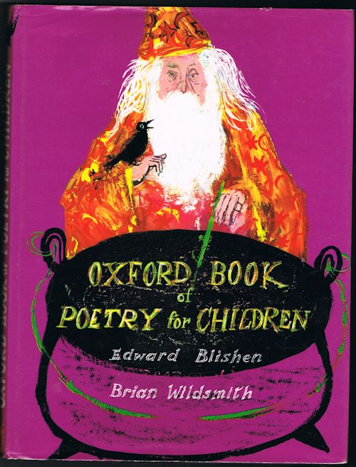 Image for Oxford Book of Poetry for Children