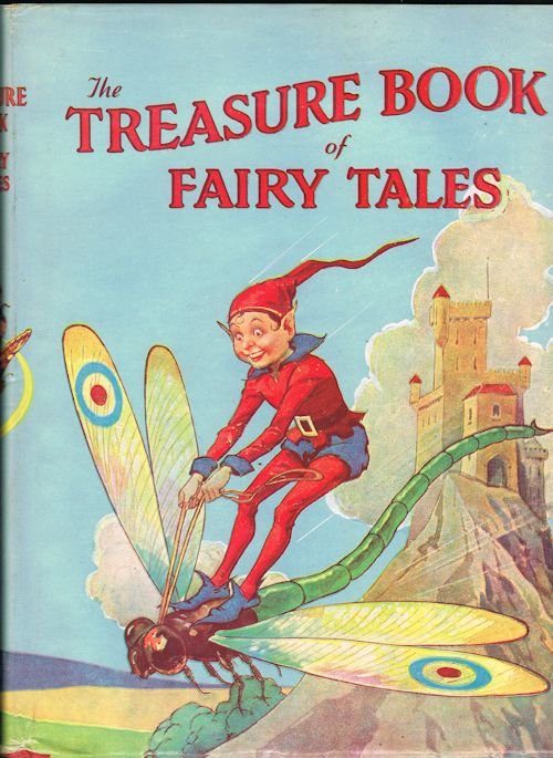 Image for The Treasure Book of Fairy Tales