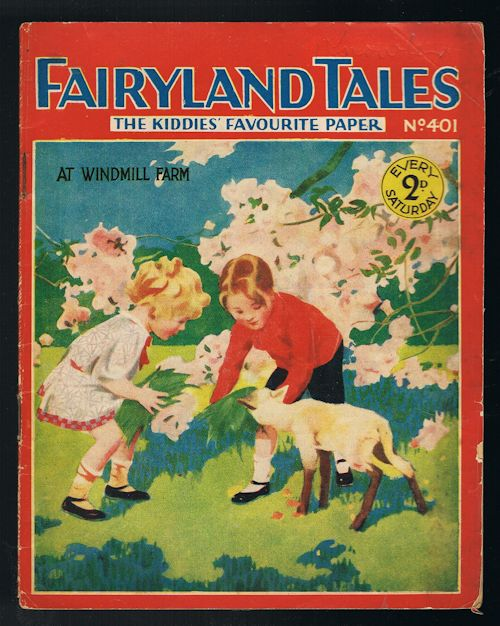 Image for Fairyland Tales No.401: At Windmill Farm
