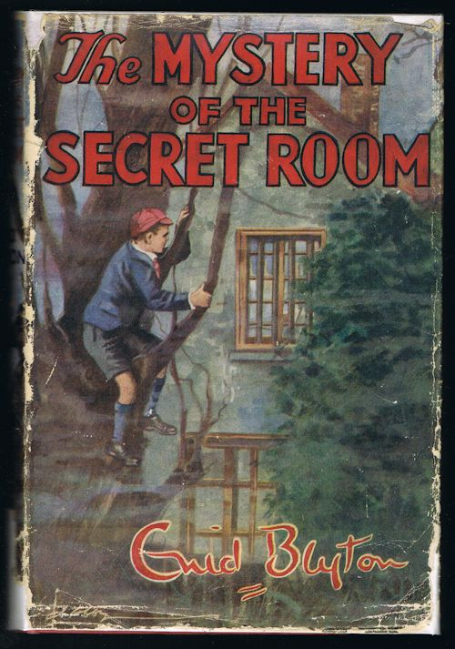 Image for The Mystery of the Secret Room - Being the Third  Adventure of the Five Find-Outers and Dog