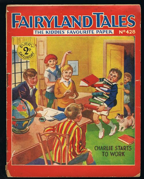 Image for Fairyland Tales No.428: Charlie Starts to Work