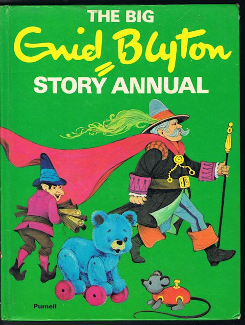 Image for The Big Enid Blyton Story Annual