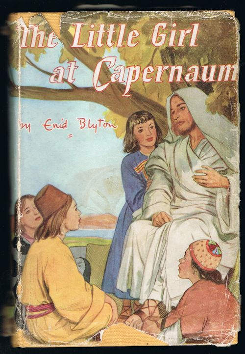 Image for The Little Girl at Capernaum