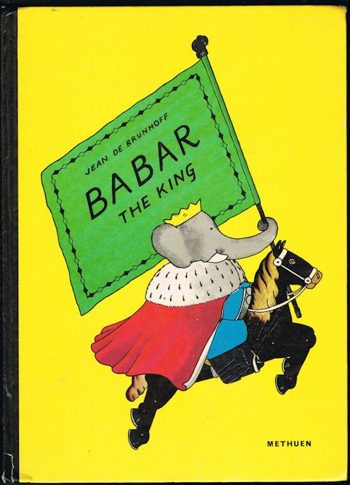 Image for Babar the King