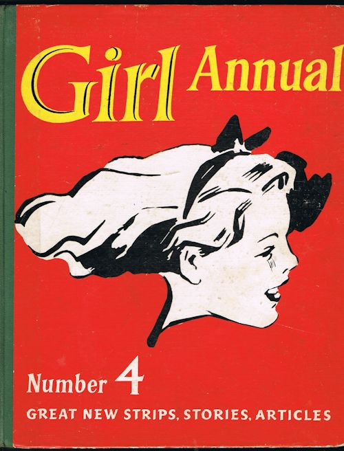 Image for Girl Annual Number 4 (The Fourth Girl Annual)