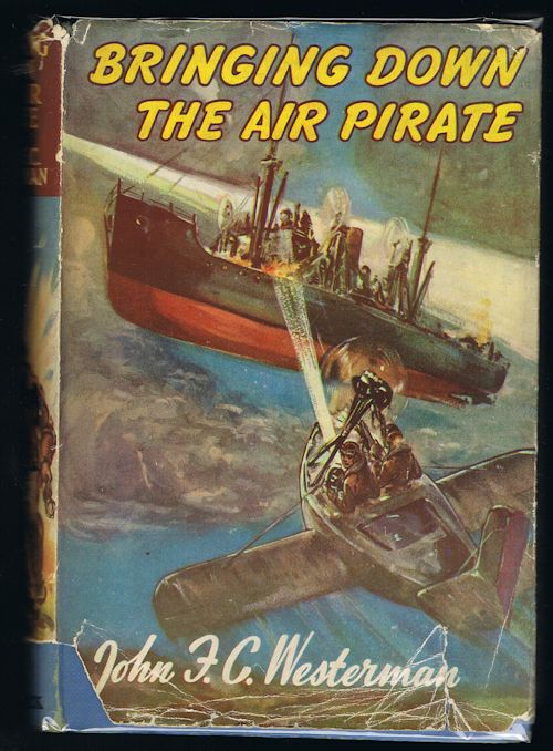 Image for Bringing Down the Air Pirate