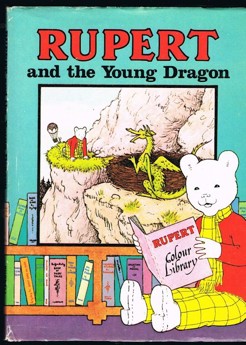 Image for Rupert and the Young Dragon