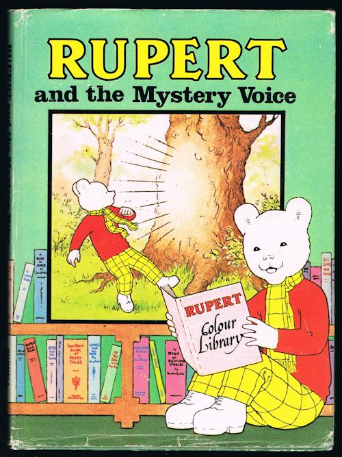 Image for Rupert and the Mystery Voice