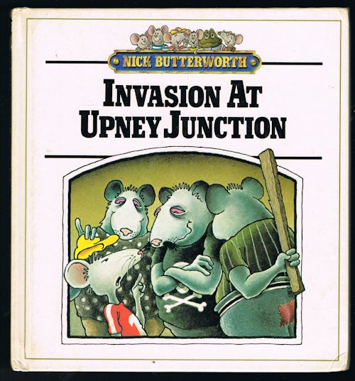 Image for Invasion at Upney Junction