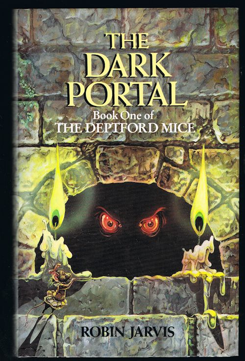 Image for The Dark Portal: Book One of The Deptford Mice