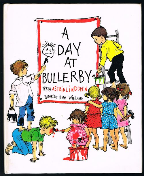 Image for A Day at Bullerby