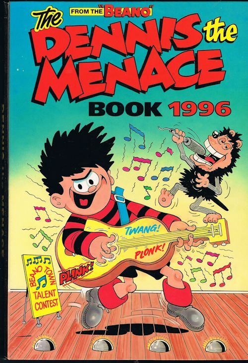 Image for The Dennis the Menace Book 1996